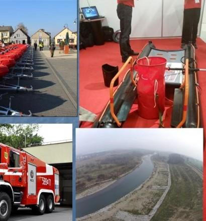 Jeden rok strażaków z OSP Kamieniec _01
