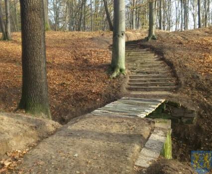 Park w Kamieńcu (1)