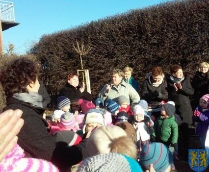 Wspólne kolędowanie z przedszkolakami (12)