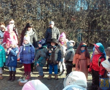 Wspólne kolędowanie z przedszkolakami (13)