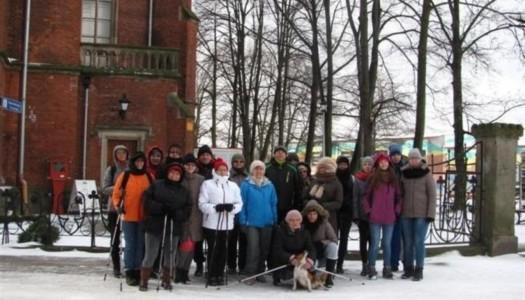 Zimowy spacer po Kamieńcu
