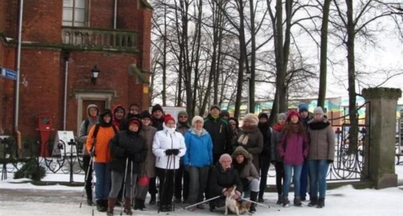 Zimowy spacer po Kamieńcu_bell
