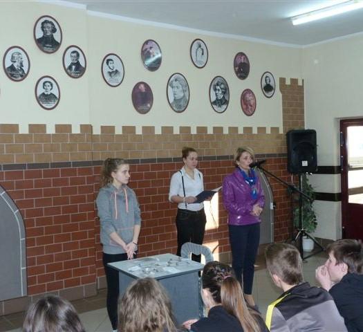 Dzień Samorządności w kamienieckim gimnazjum (1)