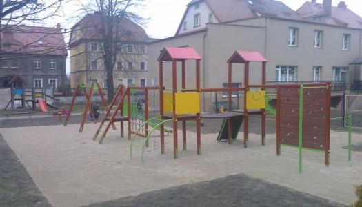 Dzieci mają się gdzie bawić