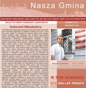 Nasza Gmina_2010