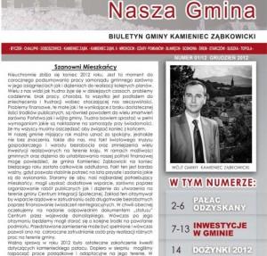 Nasza Gmina_2012