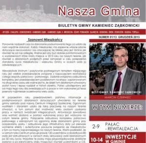 Nasza Gmina_2013