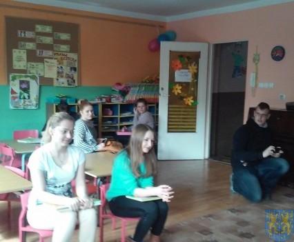 Maturzyści do przedszkola (2)