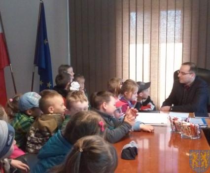 Najmłodsi obywatele w Urzędzie Gminy (14)