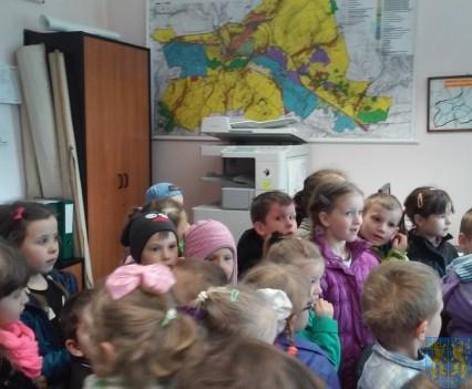 Najmłodsi obywatele w Urzędzie Gminy (2)