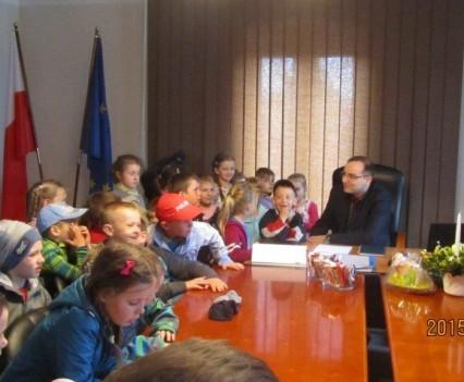 Najmłodsi obywatele w Urzędzie Gminy (28)