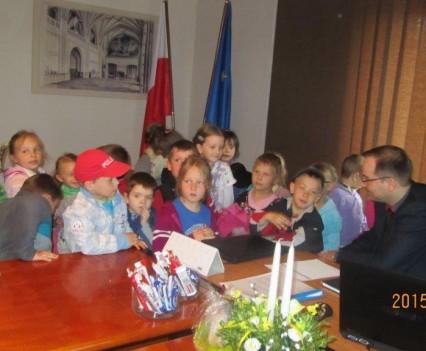 Najmłodsi obywatele w Urzędzie Gminy (29)