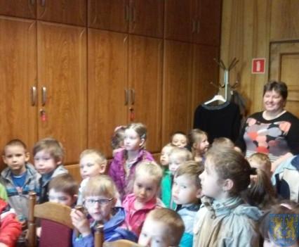 Najmłodsi obywatele w Urzędzie Gminy (4)