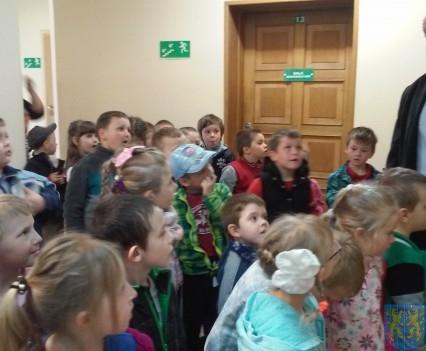 Najmłodsi obywatele w Urzędzie Gminy (9)