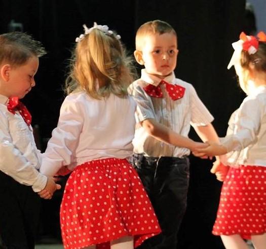 Festiwal Tańca Przedszkolaków 2015 (4a)