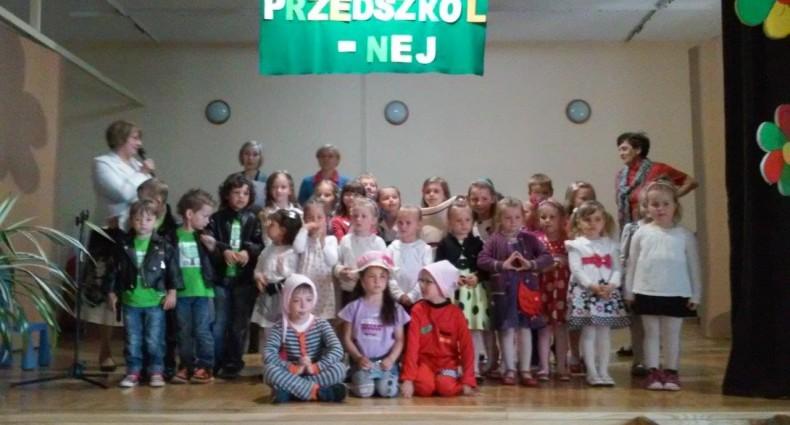 Festiwalowe śpiewanie przedszkolaków (15)