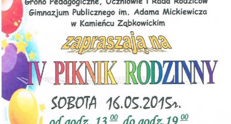IV Piknik Rodzinny zapraszamy_02