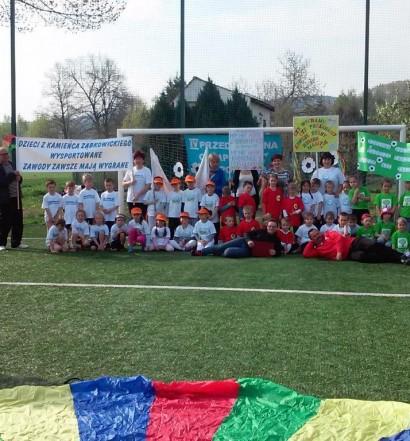 IV Przedszkolna Olimpiada Sportowa (4)