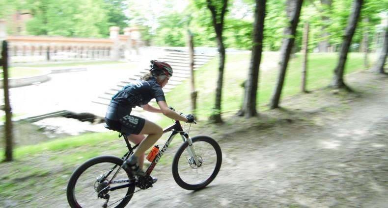 Wyścig MTB 2015