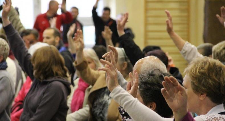 Mieszkańcy chcą aby Kamieniec Ząbkowicki uzyskał prawa miejskie (42)