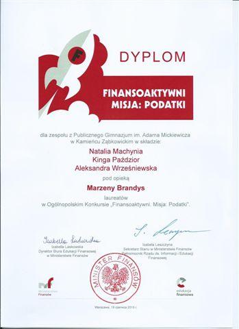 Wśród najlepszych z całej Polski (1)