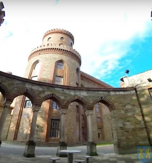 Letni sen w Pałacu Marianny Orańskiej