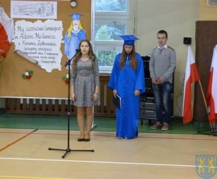 Ślubowanie w Kamieńcu Ząbkowickim po raz siedemnasty (4)