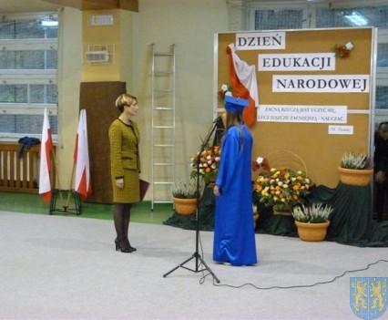 Dzień Edukacji Narodowej w Gimnazjum Publicznym (1)