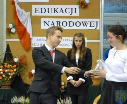 Dzień Edukacji Narodowej w Gimnazjum Publicznym (11)