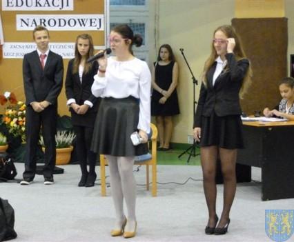 Dzień Edukacji Narodowej w Gimnazjum Publicznym (12)