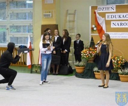 Dzień Edukacji Narodowej w Gimnazjum Publicznym (14)