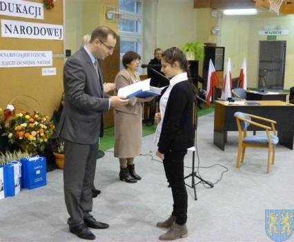 Dzień Edukacji Narodowej w Gimnazjum Publicznym (20)