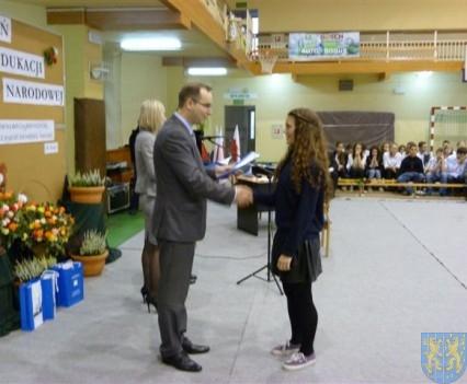 Dzień Edukacji Narodowej w Gimnazjum Publicznym (22)