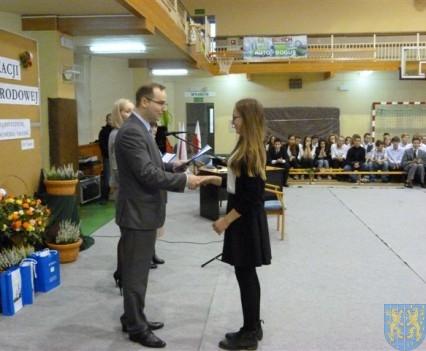 Dzień Edukacji Narodowej w Gimnazjum Publicznym (23)