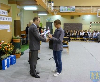 Dzień Edukacji Narodowej w Gimnazjum Publicznym (25)