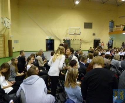 Dzień Edukacji Narodowej w Gimnazjum Publicznym (4)