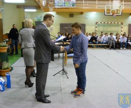 Dzień Edukacji Narodowej w Gimnazjum Publicznym (45)