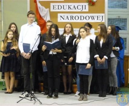 Dzień Edukacji Narodowej w Gimnazjum Publicznym (5)