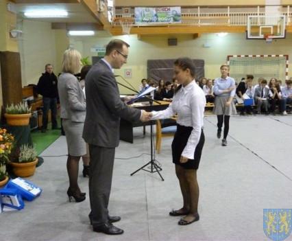 Dzień Edukacji Narodowej w Gimnazjum Publicznym (54)