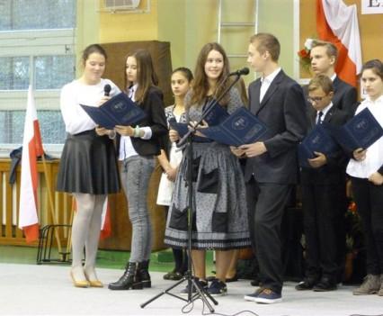 Dzień Edukacji Narodowej w Gimnazjum Publicznym (6)