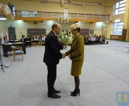 Dzień Edukacji Narodowej w Gimnazjum Publicznym (67)