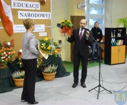 Dzień Edukacji Narodowej w Gimnazjum Publicznym (68)