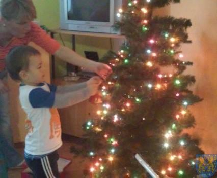 Świątecznie w naszym przedszkolu (1)