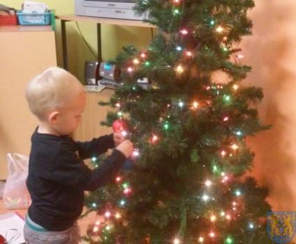 Świątecznie w naszym przedszkolu (2)