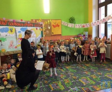 Święto Pluszowego Misia w Przedszkolu nr 2 (1)