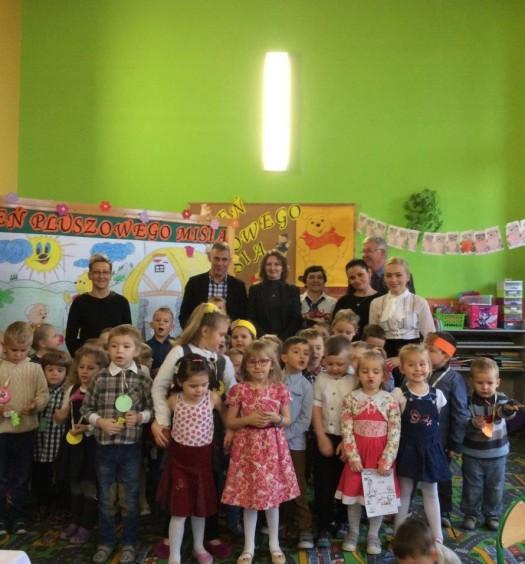 Święto Pluszowego Misia w Przedszkolu nr 2 (13)