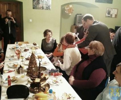 Przedświąteczne spotkanie mieszkańców naszej Gminy (1)