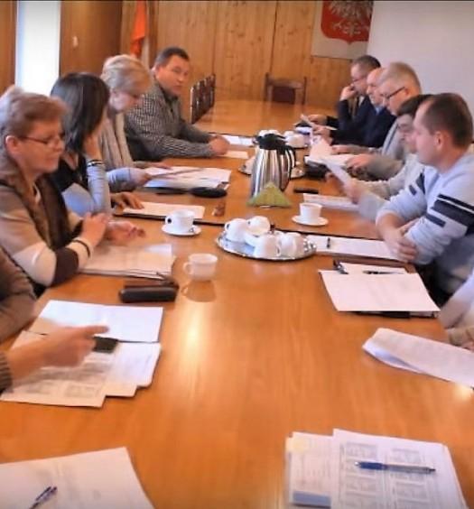 Jak pracowały komisje Rady Gminy w grudniu 2015