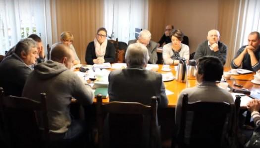 Styczniowe prace komisji [VIDEO]