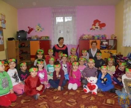 Walentynki przedszkolaków (2)
